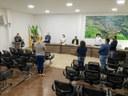 LEGISLATIVO REALIZOU 07ª SESSÃO ORDINÁRIA DE 2020