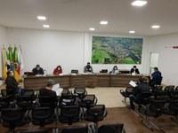 LEGISLATIVO REALIZOU 11ª SESSÃO ORDINÁRIA DE 2020