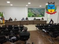 LEGISLATIVO REALIZOU 12ª SESSÃO ORDINÁRIA DE 2020