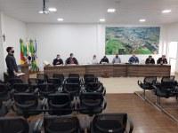 LEGISLATIVO REALIZOU 13ª SESSÃO ORDINÁRIA DE 2021