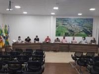 LEGISLATIVO REALIZOU 15ª SESSÃO ORDINÁRIA DE 2021