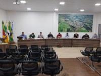 LEGISLATIVO REALIZOU 16ª SESSÃO ORDINÁRIA DE 2021