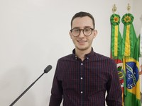 VEREADOR ANGELO DESTACA ATIVIDADES DO LEGISLATIVO
